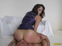 Bill Bailey screwing gorgeous Remy La Croix