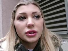 Haley Hill amateur outdoor sex tape