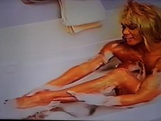 Vintage Rare Bubble Bath Nude Erotica with Goddess Latia