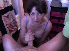 Best porn clip Handjob exotic unique